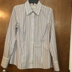 Banana Republic Fitted Dress Shirt